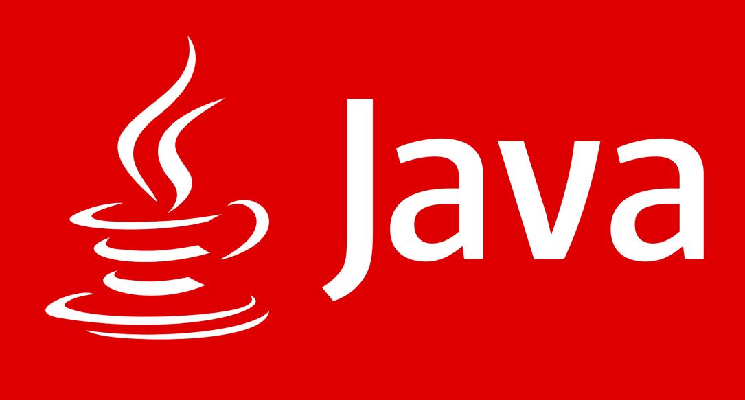 На фото изображен логотип Java.