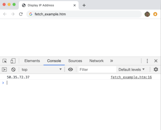 Создание HTTP/Web-запросов на JavaScript